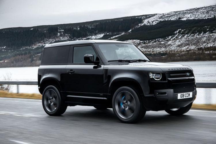 Land Rover Defender V8 2022 0221 035