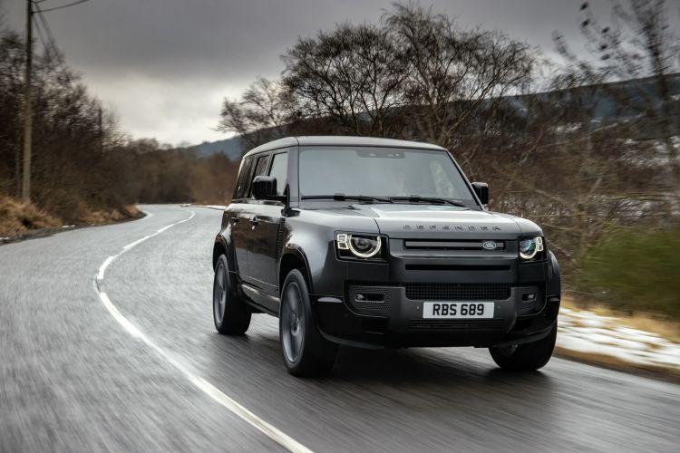 Land Rover Defender V8 2022 0221 092
