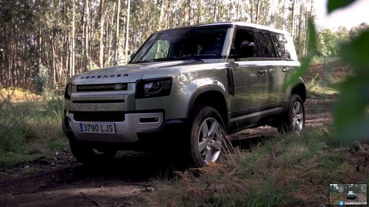 Land Rover Defender Vs Bici Montana 00004