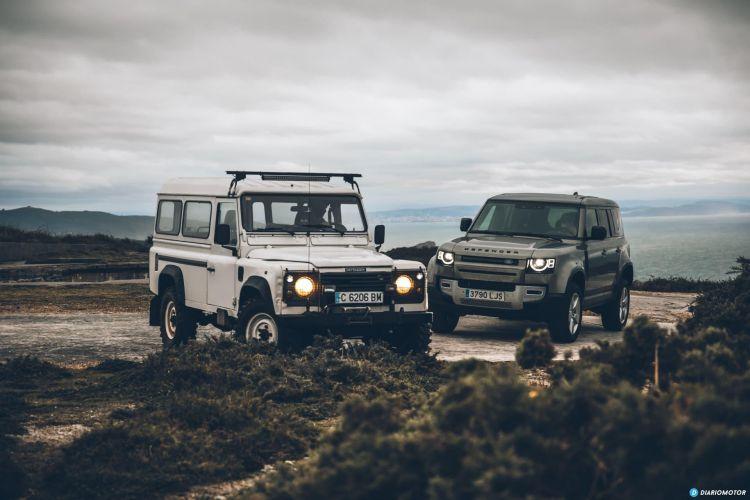 Land Rover Denfender 2020 Vs Clasico 00005