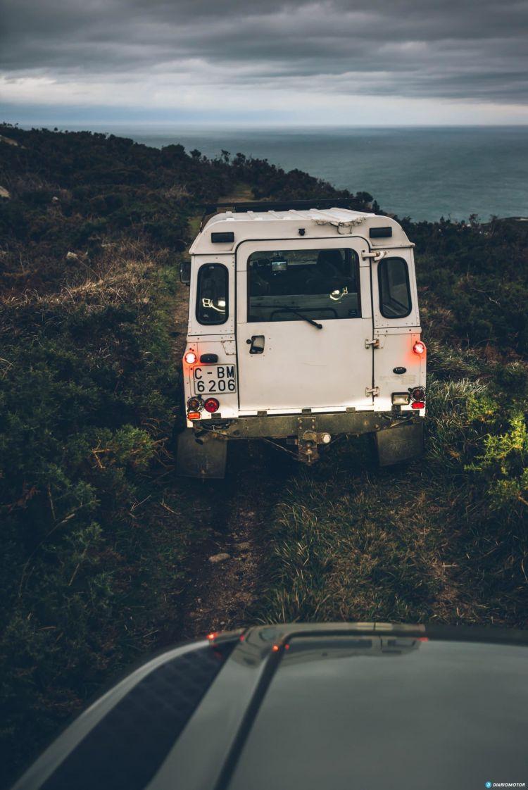 Land Rover Denfender 2020 Vs Clasico 00006