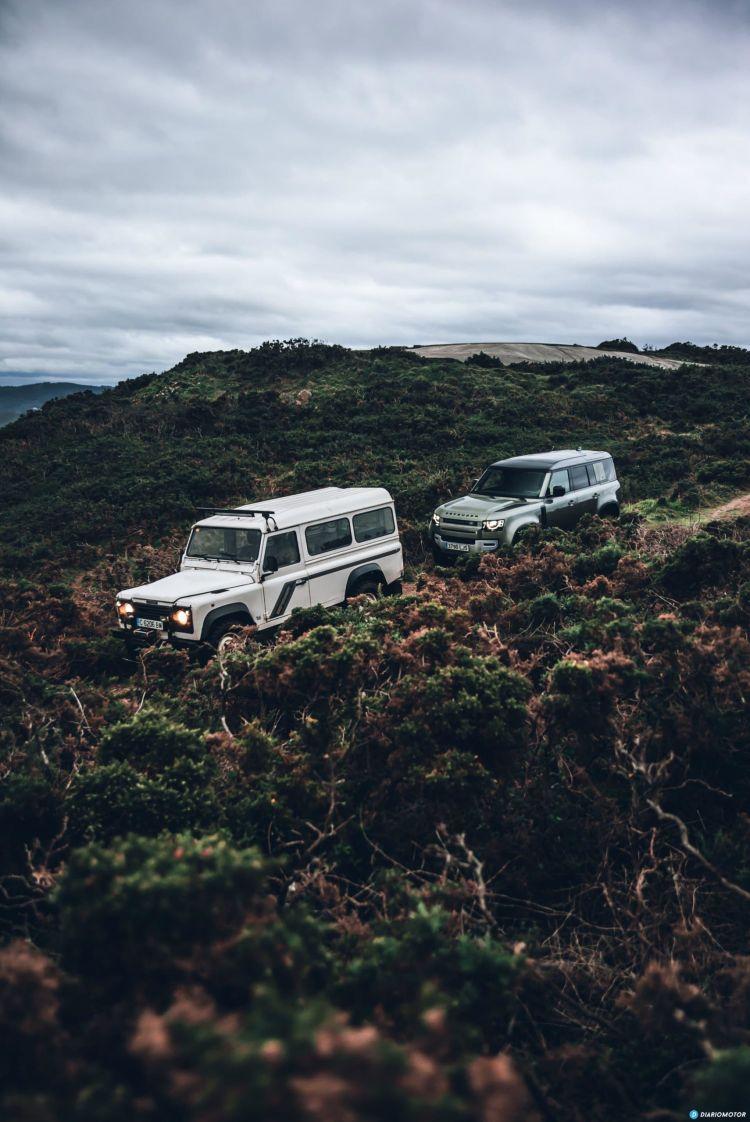 Land Rover Denfender 2020 Vs Clasico 00011