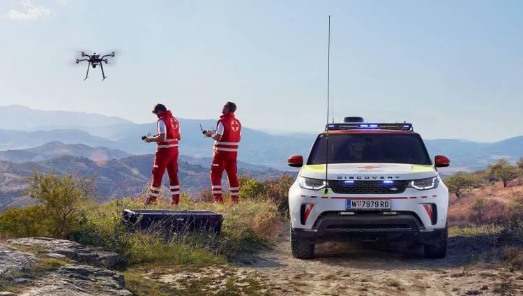 Land Rover Discovery Life Saving 2018 16