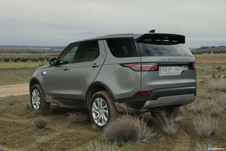Land Rover Discovery 00009