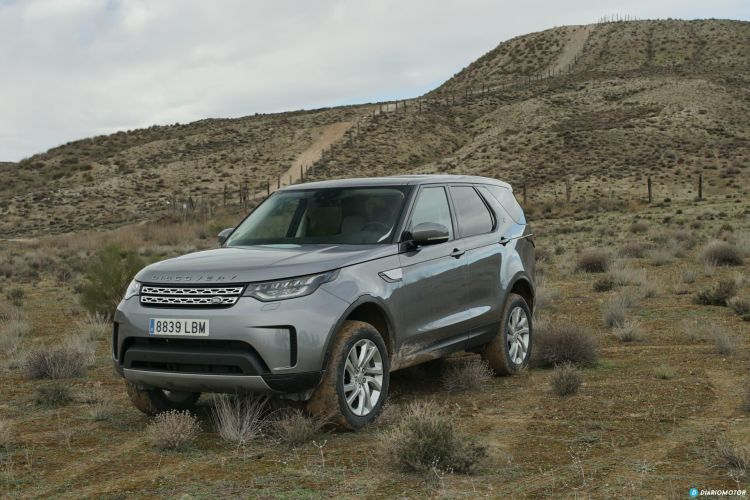 Land Rover Discovery 00013