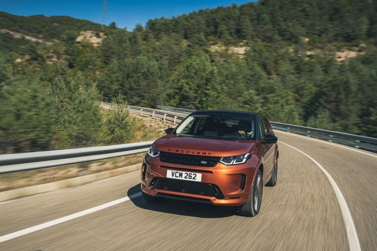 Land Rover Discovery Sport 2020 0919 026