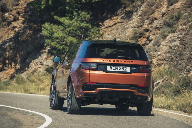 Land Rover Discovery Sport 2020 0919 034