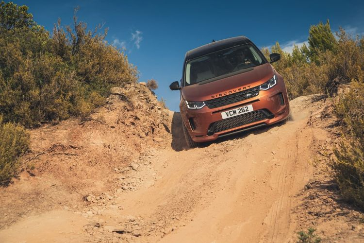 Land Rover Discovery Sport 2020 0919 041