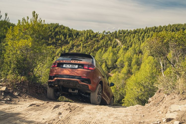 Land Rover Discovery Sport 2020 0919 051