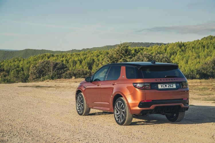 Land Rover Discovery Sport 2020 0919 092