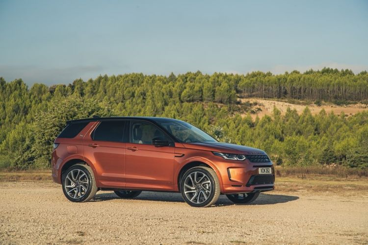 Land Rover Discovery Sport 2020 Mhev