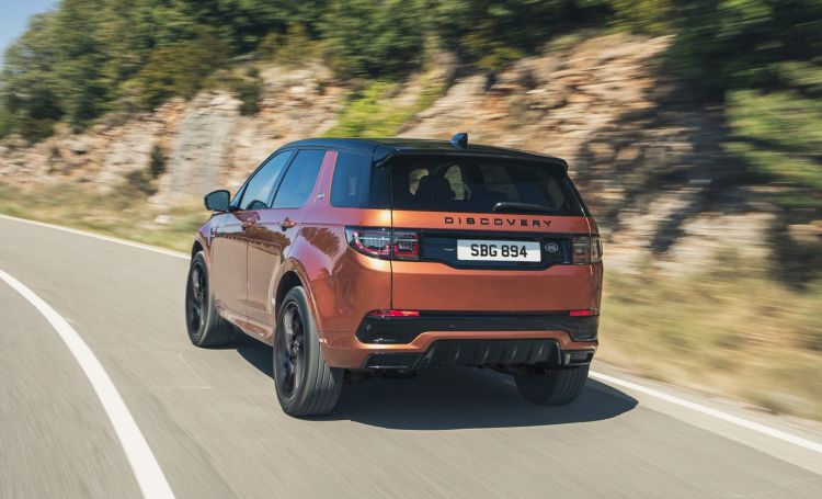 Land Rover Discovery Sport 2021 0820 021