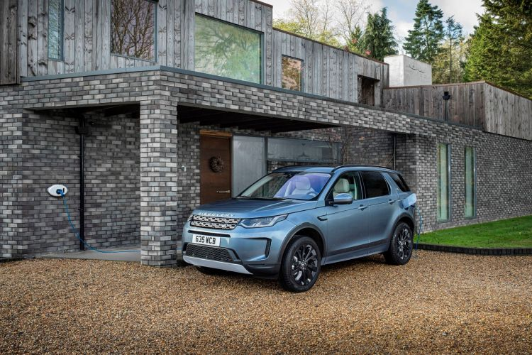 Land Rover Discovery Sport Phev 12