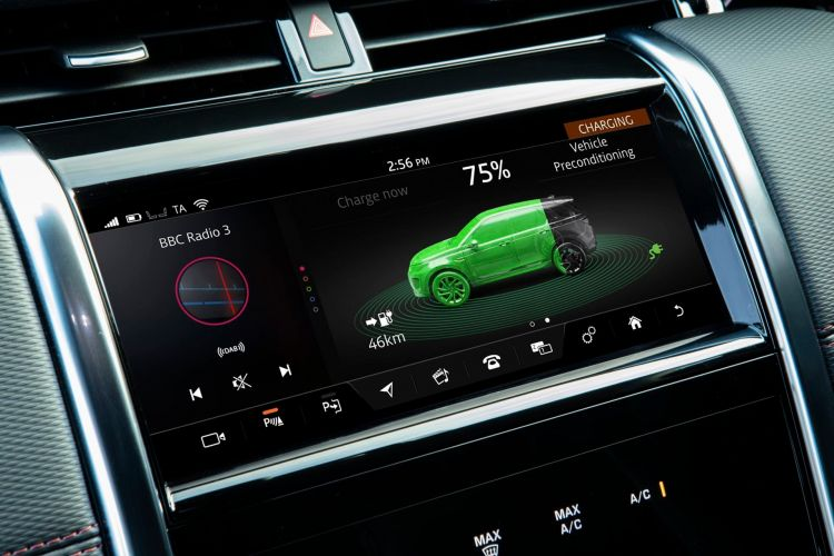 Land Rover Discovery Sport Phev 1