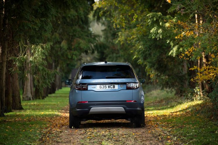 Land Rover Discovery Sport Phev 8