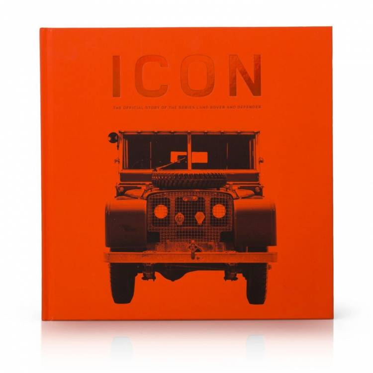 Land Rover Icon Libro