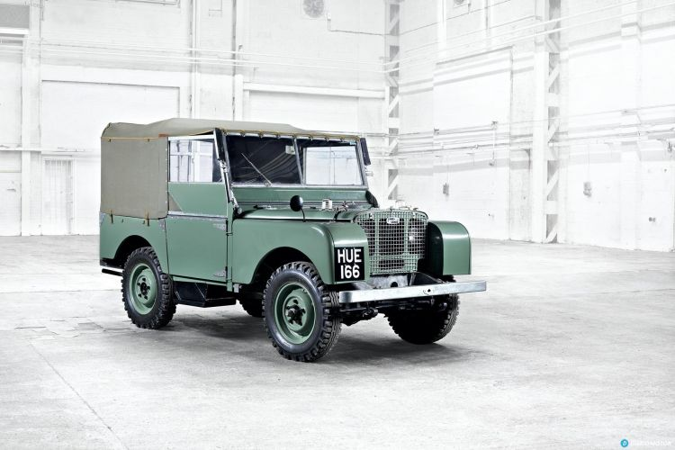 Land Rover Series I 00001