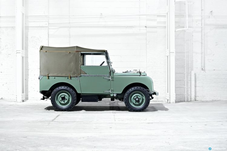 Land Rover Series I 00002