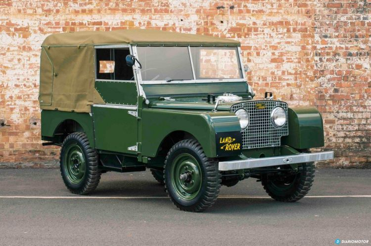 Land Rover Series I 00013