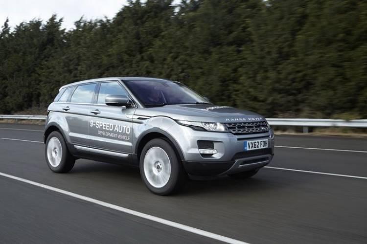 Land Rover estrena en primicia una nueva caja de cambios automática ZF de nueve relaciones