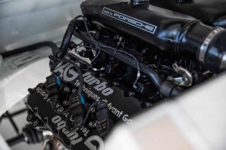 Lanzante Porsche 911 Tag Turbo 13