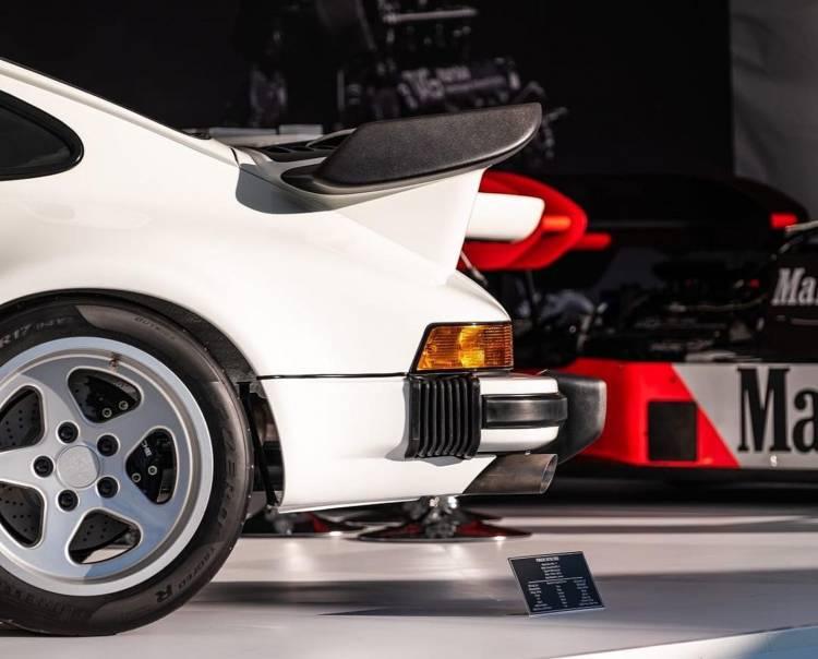 Lanzante Porsche 911 Tag Turbo 5