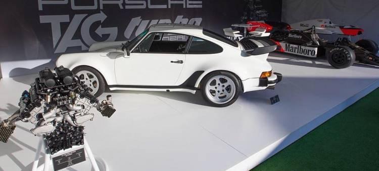 Lanzante Porsche 911 Tag Turbo P