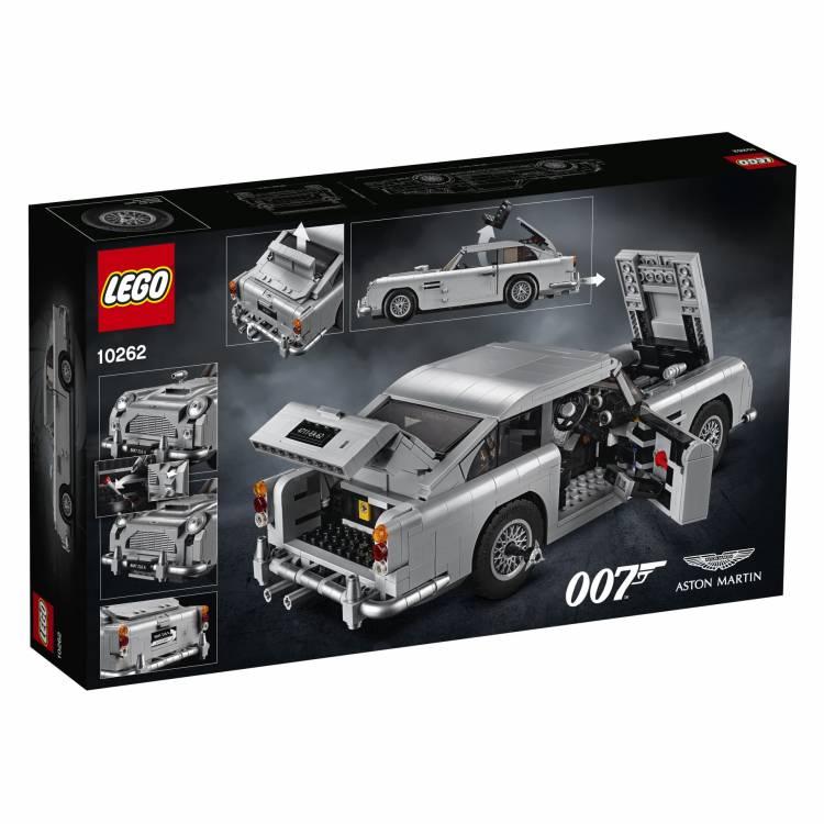 Lego Aston Martin Db5 Dm 1
