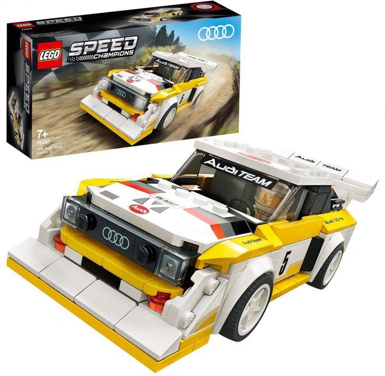 Lego Audi Quattro Resultado