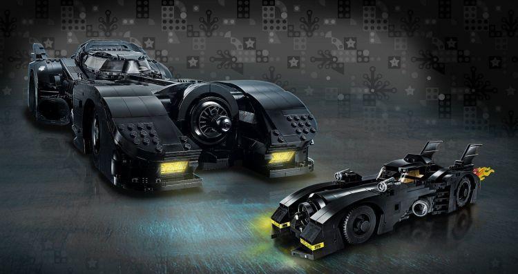 Lego Batmovil 1989 1