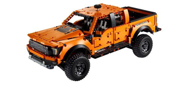 Lego F 150 Raptor 2021 P