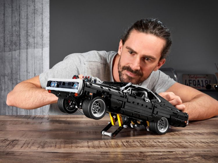 Lego Fast And Furious Dodge Charger 14