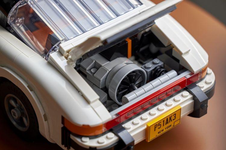 Lego Porsche 911 Clasico 16