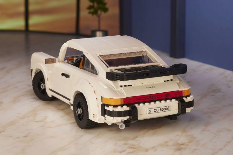 Lego Porsche 911 Clasico 5