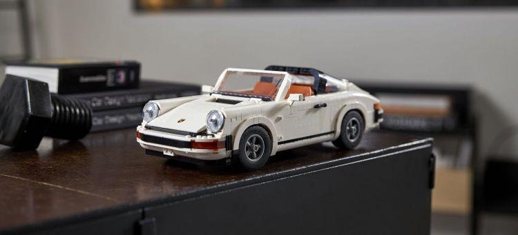 Lego Porsche 911 Clasico P
