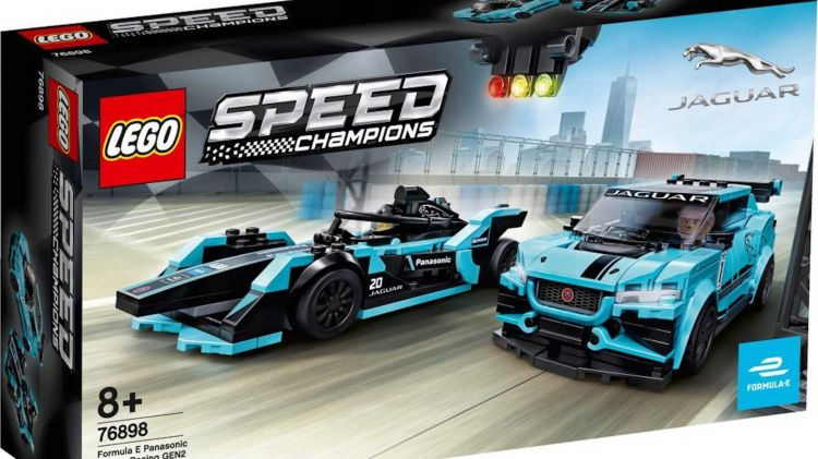 Lego Speed Champion 2020 Jaguar 1