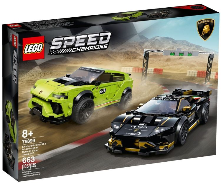 Lego Speed Champion 2020 Lamborghini 1