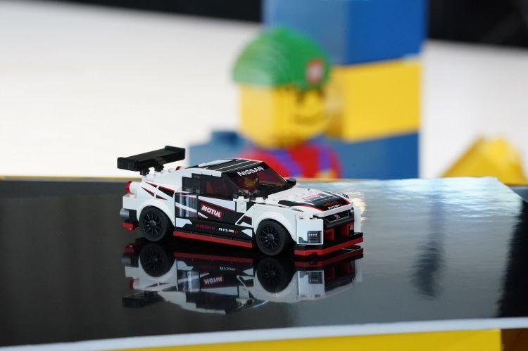 Lego Speed Champion 2020 Nissan Gt R Nismo 3
