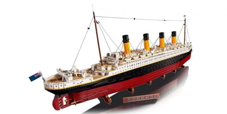 Lego Titanic 2021 003
