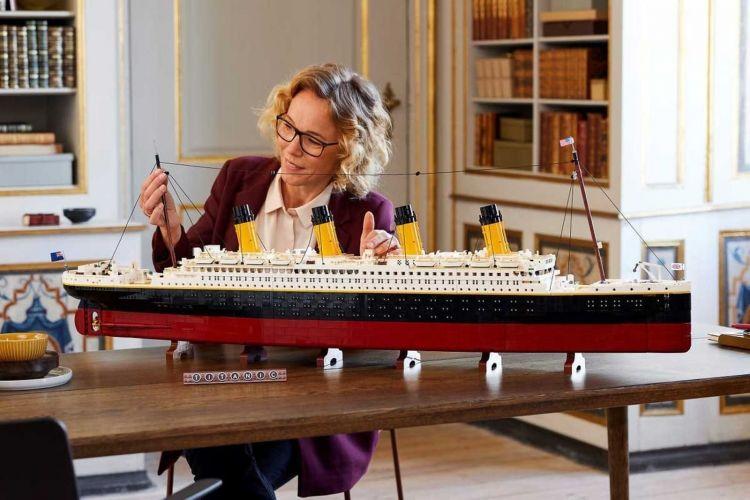 Lego Titanic 2021 008
