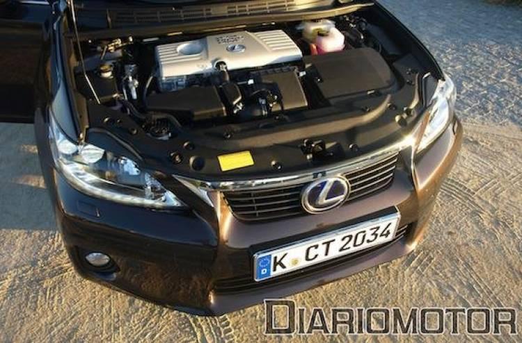 Lexus CT 200h, presentación en Lisboa