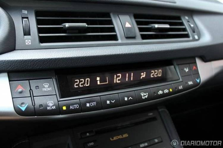 Lexus CT 200h, a prueba (I)
