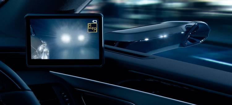 Lexus Es Coche Sin Retrovisores 07