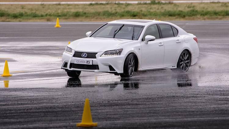 Lexus F Sport