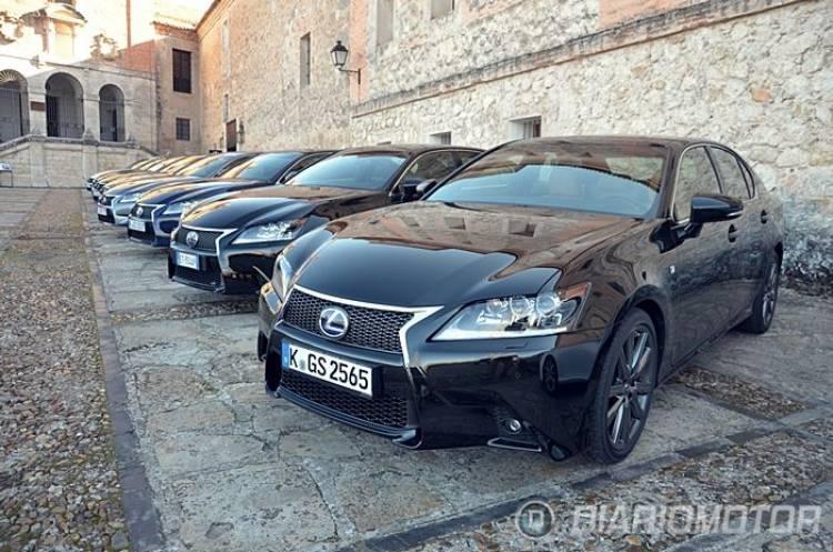 Nuevo Lexus GS 300h