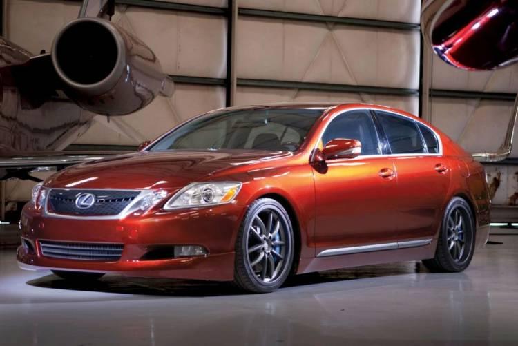 Seis preparaciones de Lexus para el SEMA