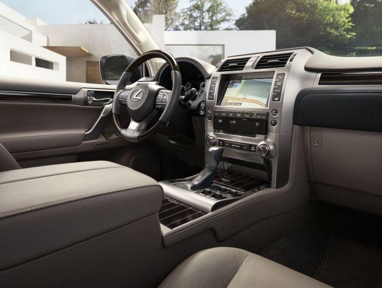 Lexus Gx 460 2019 3
