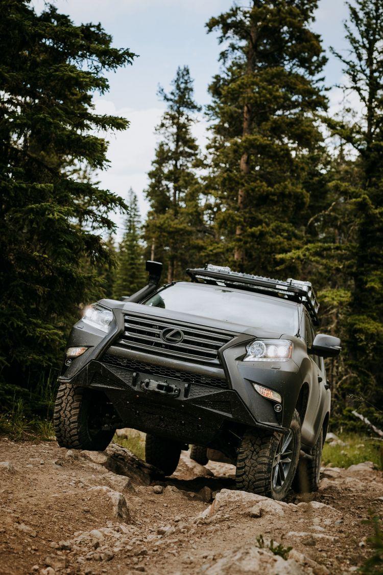 Lexus Gxor Concept 17