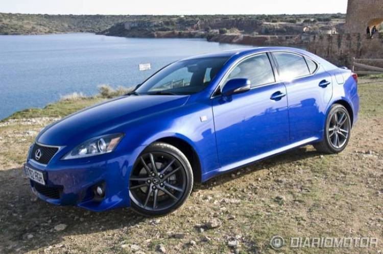 Lexus IS 200D F-Sport