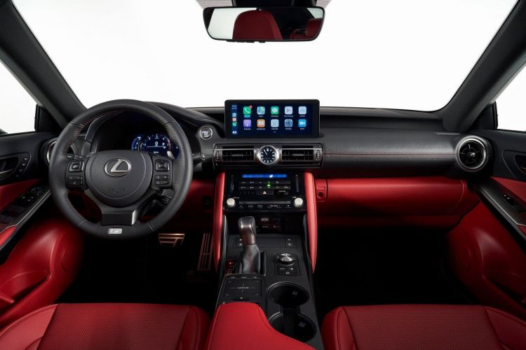 Lexus Is 2021 18